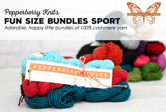 Pepperberry Knits Fun Size Bundles Sport