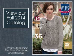 WEBS - America's Yarn Store Fall 2014 Catalog