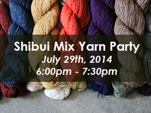 Shibui Mix Yarn Party