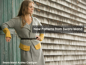 New Patterns from Swans Island