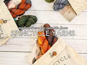 Spincycle Yarns Kits