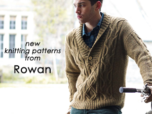 New Rowan Knitting Patterns