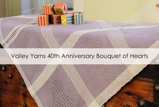 Valley Yarns 40th Anniversary 12 Bouquet of Hearts PDF