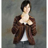 Lotus Cardigan (Free Pattern)