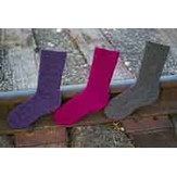 Fiber Trends AC51 Railroad Rib Socks