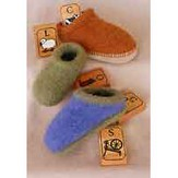 Fiber Trends CH38X Children's Felt Clogs