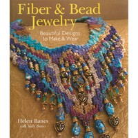 Fiber and Bead Jewelery