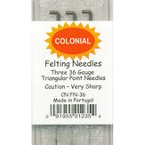 Colonial Needle Company Felting Needles