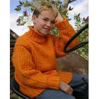 073 Hunter's Sweater