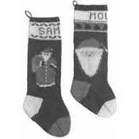 27 Santa Christmas Stockings