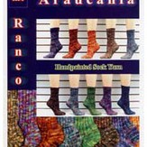 Araucania Ranco Handpainted Sock Pattern