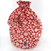 della Q 40th Anniversary Large Eden Drawstring Bag - Summerflor
