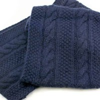 Cashmere Scarf for Him Kit