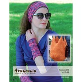 Araucania Headband, Wrist-warmer and Bag PDF