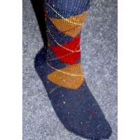 Argyle Socks with Anne Berk