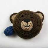 Lantern Moon Bear Tape Measure