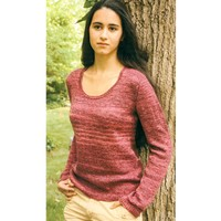 103 Basic Scoopneck Sweater