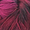 Valley Yarns BFL Fingering Hand Dyed by the Kangaroo Dyer - Damson