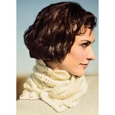 Blue Sky Fibers North Hollow Cowl - 3820