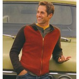 Blue Sky Alpacas Men's Zip Cardigan