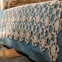 Crochet Coverlet