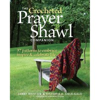 Crocheted Prayer Shawl Companion