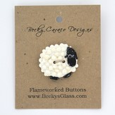 Becky Caraco Designs Flameworked Buttons