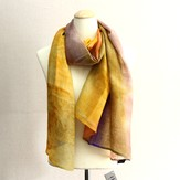 Calicampo Hand Painted Scarves