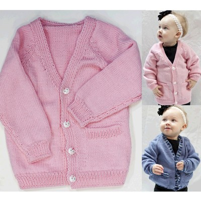 Knitting Patterns Free Childrens Cardigans : Free childrens cardigan knitting patterns