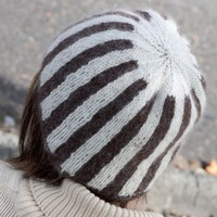 W454 Scandinavian Double-Knit Hat (Free)