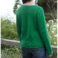 W514 Simply Avalon Pullover (Free)
