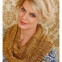 Marcelle Ribbed Cowl (Free)