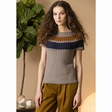 Stacy Charles Fine Yarns Union Square Top PDF