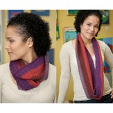 Classic Elite Yarns Soft Linen & Firefly Knitterly Cowl (Free)