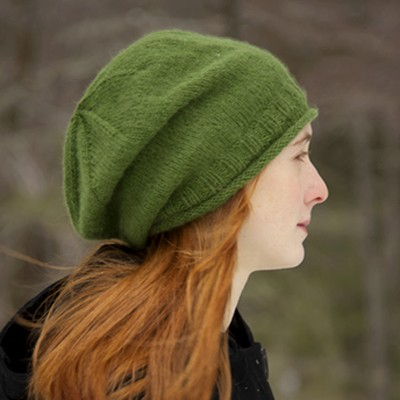Pattern For Knitted Slouch Hat Image Collections Handicraft Ideas