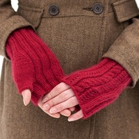 Lush Fingerless Mitts (Free)