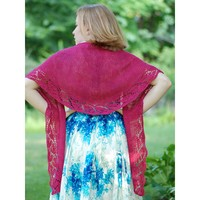 Dayflower Shawl (Free)