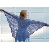 Diaphanous Shawl (Free)