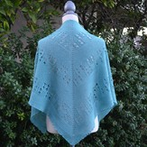 Classic Elite Yarns Soft Linen Shawl 2013 (Free)
