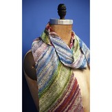 Classic Elite Yarns Diagonal Summer Scarf (Free)