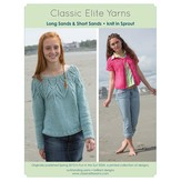 Classic Elite Yarns 9224 Long Sands and Short Sands PDF