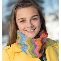 9246 Doubled Chevron Cowl PDF