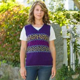 Classic Elite Yarns Viewpoints 1514 From Folly Cove - Iarrobino Butterfly Vest PDF
