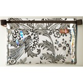 Chic.a Clear Front Zipper Pouches - Large