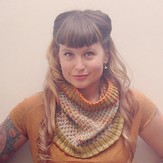 Spincycle Yarns Clementine Cowl Kit