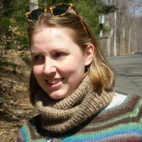 Compassioknitter Full Circle Cowl