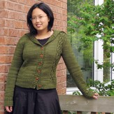 Laura Chau B-side Cardigan PDF