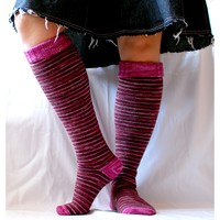 Delicious Knee Socks PDF