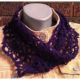 Crochet by Faye Bernard Cowl, Scarf or Shawl PDF