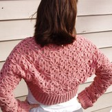 Crochet by Faye Spider Shrug PDF